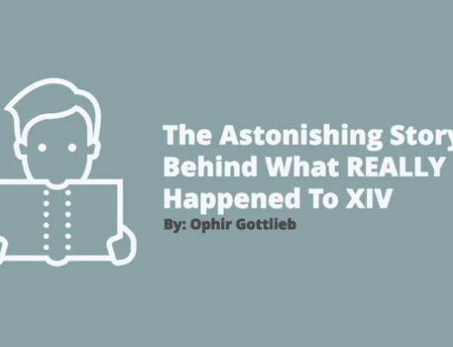 The Astonishing Story Behind What Really Happened to XIV