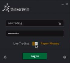 thinkorswim login image