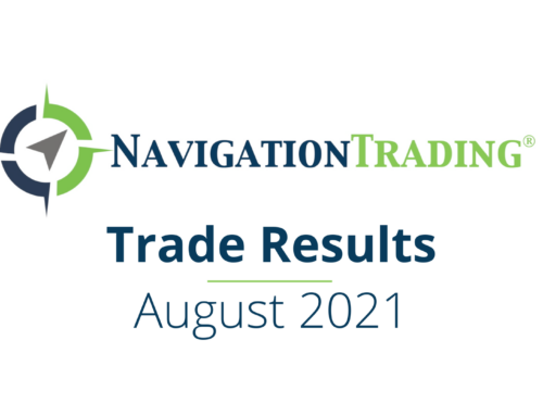 Trade Results August 2021